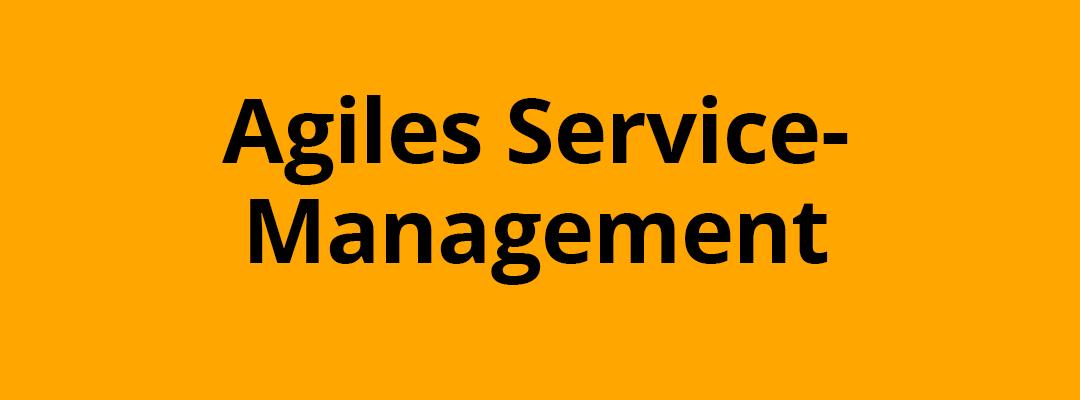 Was ist agiles Service-Management - Übersicht & Whitepaper