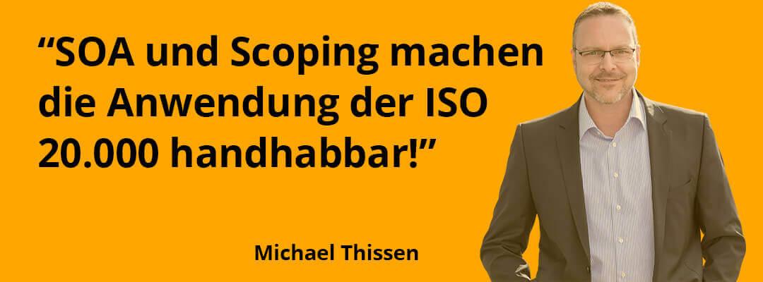 Die neue ISO 20.000 ist da!