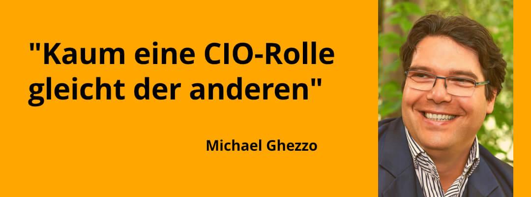 Die große Chance für den CIO!
