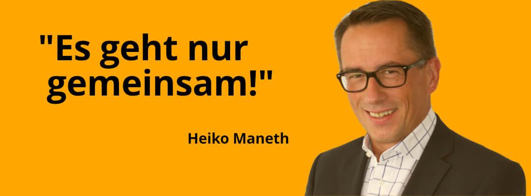 Die Zukunft des itSMF - im Gespräch mit Heiko Maneth