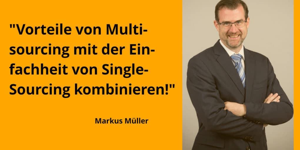 Markus Müller Serviceintegration SIAM